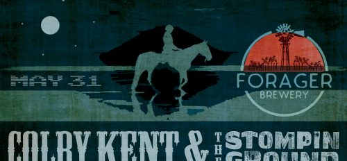Colby Kent & The Stompin' Ground Forager Brewery